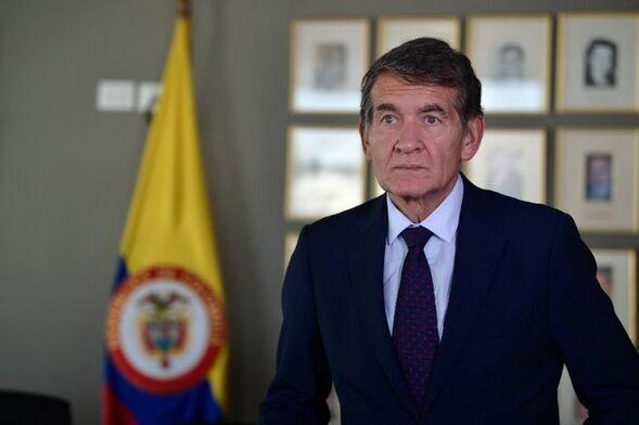 Ministro Ángel Custodio Cabrera/ El Espectador